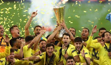 Por penales y con presencia argentina, Villarreal se consagró en la Europa League