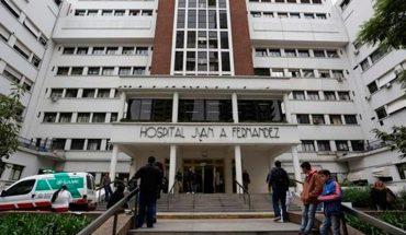Preocupación: cinco salas de cuidados intensivos al 100% en el Hospital Fernández