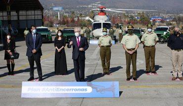"""Presidente Piñera anunció plan anti encerronas y portonazos: """"Incluye estrategia, operación, tecnología y coordinación"""""""