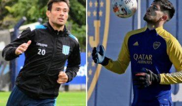 Racing y Boca se preparan para la semifinal ¿cómo formarán los equipos?