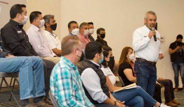 "Recorre Bedolla 21 municipios en 8 días de campaña; ""tenemos fuerza para ganar"", afirma"