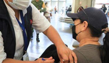 Reporta SEP vacunación de más de un millón de maestros