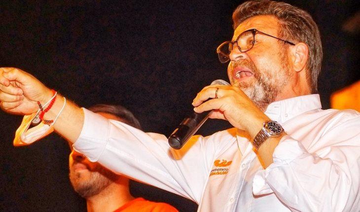 Ricardo Bours deja candidatura en Sonora y pide votar por el PRI