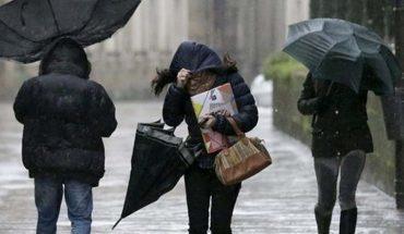 Se esperan lluvias fuertes en Coahuila, Oaxaca y Chiapas