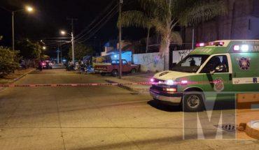 Se registra asesinato en el Fraccionamiento Campestre San José en Zamora