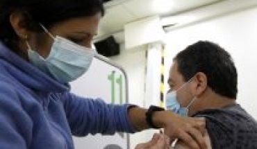 Tan solo un 56% de la población de riesgo se ha vacunado contra la influenza
