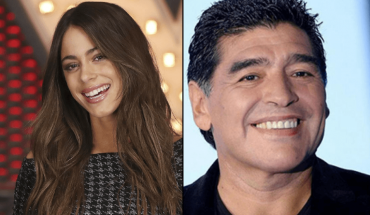 Tini Stoessel contó cómo fue su encuentro con Diego Armando Maradona