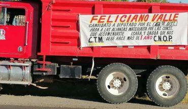 Transportistas de Ahome exigen pago de deudas atrasadas