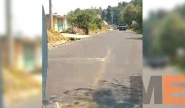 Tres policías heridos y un civil abatido, tras enfrentamiento en Zitácuaro