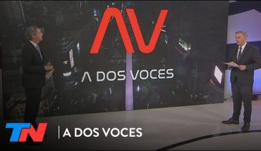 A DOS VOCES (Programa completo 19/5/2021)