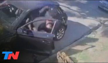 Asalto violento: se llevaron su auto y le robaron hasta la torta de cumpleaños de su hija