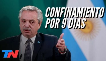 CONFINAMIENTO POR 9 DÍAS   El adelanto de Marcelo Bonelli sobre las medidas que tomará el Gobierno
