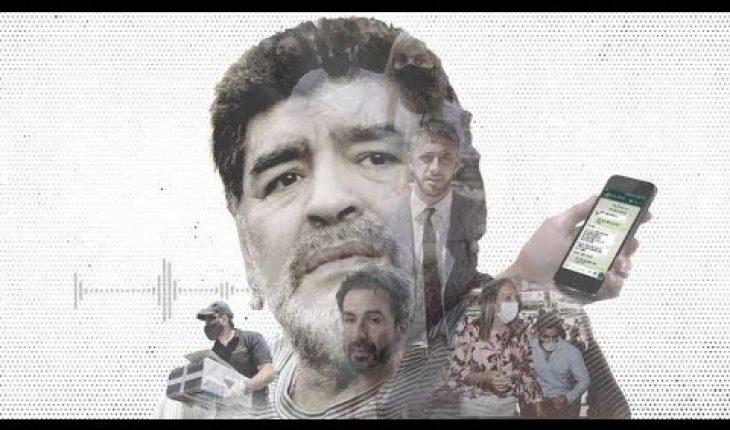 """Coppola, sobre el documental de TN.com.ar: """"La serie de ficción no es nada al lado de lo que se ve"""""""