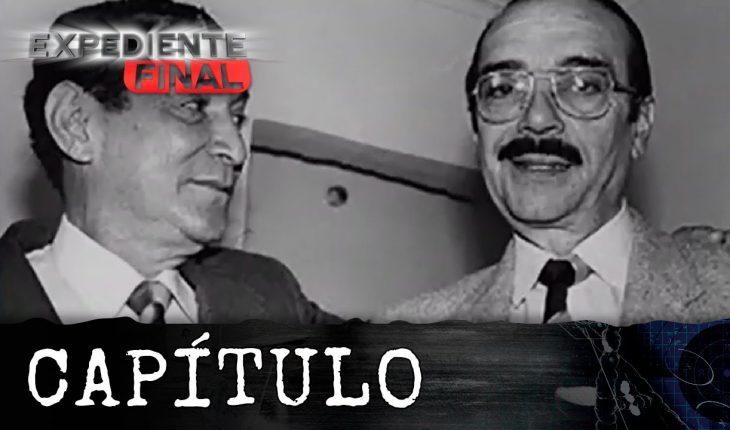 Expediente Final: Depresión y diabetes, motivos de la muerte de Jorge Villamil - Caracol TV