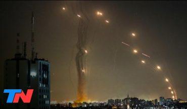 Israel anunció una tregua con Hamas tras 10 días de bombardeos