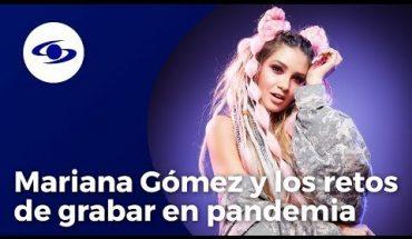 Mariana Gómez revela los retos de grabar La Reina del Flow 2 en medio de una pandemia