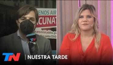 """Nicolás Kreplak en NUESTRA TARDE: """"La situación es crítica: hay que hacer un esfuerzo muy grande"""""""