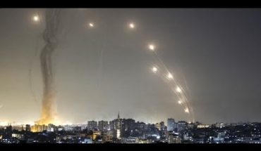 Sistema de desfensa israelí intercepta ataques   La Bola del 6