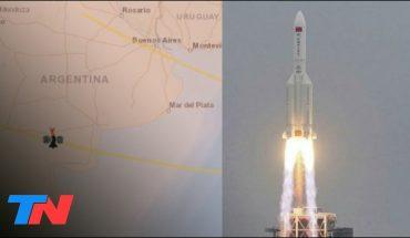 Un cohete chino fuera de control se aproxima a la Tierra: nadie sabe dónde impactará: los expertos