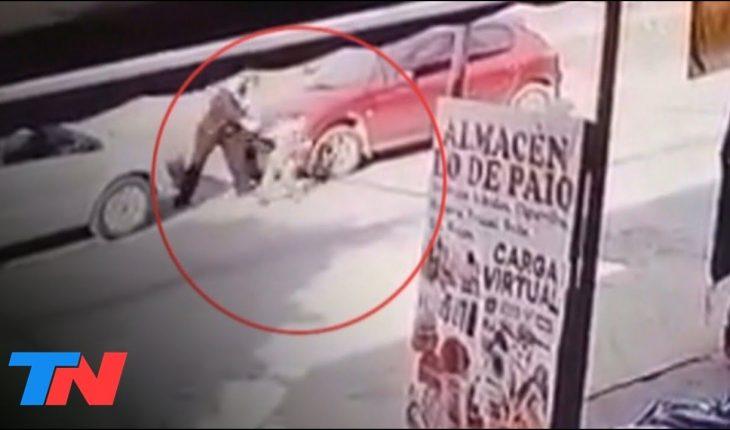 Un conductor atropelló y mató a un nene de 4 años: se fugó y todo es drama