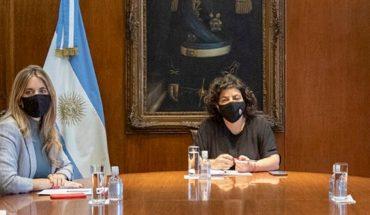 Vizzotti y Nicolini retornaron al país tras su gira por México y Cuba
