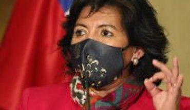"""Yasna Provoste por mínimos comunes: """"El Gobierno llega una vez más tarde y no da respuesta a las necesidades que requieren los ciudadanos"""""""