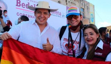 Alfredo Ramirez's campaign start demonstrated michoacan support for Morena: Misael García