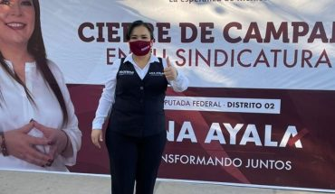 Ana Ayala will go to TEPJF after revocation of candidacy