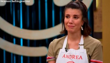 """Andrea Rincón complained about the editions of Masterchef Celebrity: """"they only put bad things"""""""
