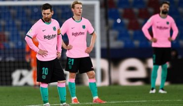 Barcelona wasted another chance of being a leader and is in danger of his dispute in the League
