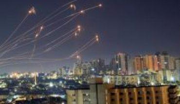 """Biden backs """"ceasefire"""" between Gaza and Israel"""