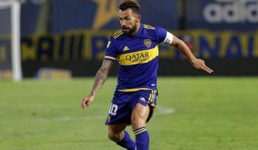 Boca took the semi-final pass
