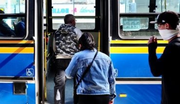 Bus stoppage was lifted and night traffic is assured