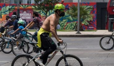 CDMX mobilizations: nonconformities protest in three mayors