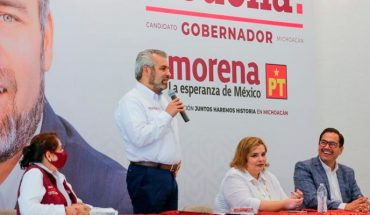 Call Bedolla to social reconciliation to build a culture of peace in Michoacán