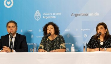Carla Vizzotti analysed with the British committee the production of vaccines in the country
