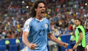 """Cavani also against the America's Cup: """"Players have neither voice nor vote"""""""