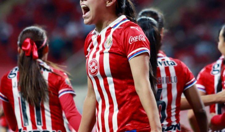 Chivas advances to the MX Femenil League final
