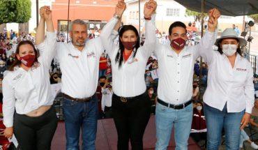 Churintzio, ready to welcome Alfredo Ramírez Bedolla: Alejandra Pimentel