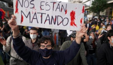 Colombia: protests grow after allegations of suicide of young woman abused by police