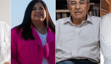 Conversation of candidates for the bernatura of Sinaloa