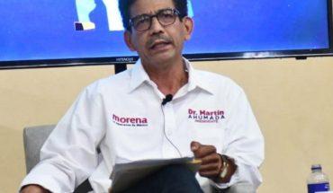 Economic Security for Cops proposes Smoked Marín aspiring Morena-PAS in Guasave