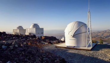 European Space Agency debuted telescope to search for dangerous asteroids