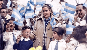#EvitaEterna: Politicians and leaders reminded Evita 102 years after birth