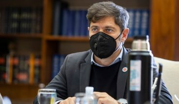 Face-to-face classes: Kicillof defends his stance with the Conicet report