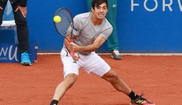 Garín will play exhibition tournament in the pre-Roland Garros