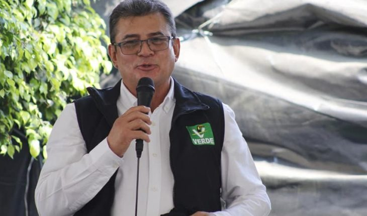 Green Party denounces kidnapping of Uruapan candidate, Michoacán