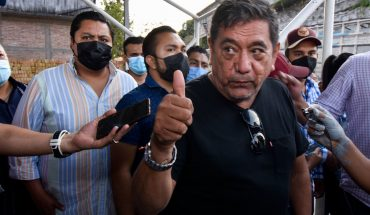'I'm going to them up,' Warns Felix Salgado to the INE and the Electoral Court