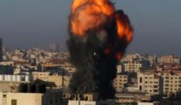 Israeli Army carried out five overnight bombings on Gaza