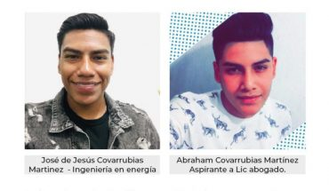 Joseph and Abraham have been missing in Jalisco for months, there are still no responsible